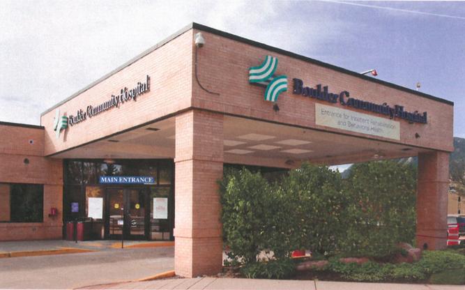 Boulder Community Hospital  | Boulder, CO