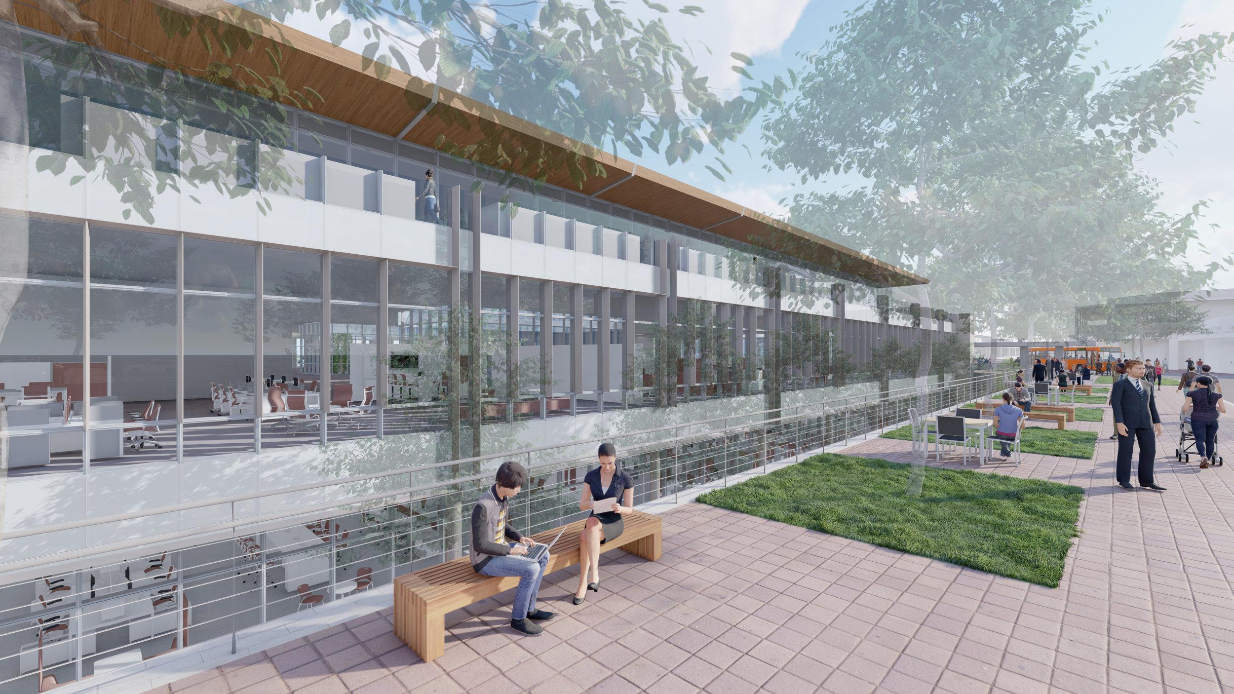 Macy's Adaptive Reuse |  Boulder, CO
