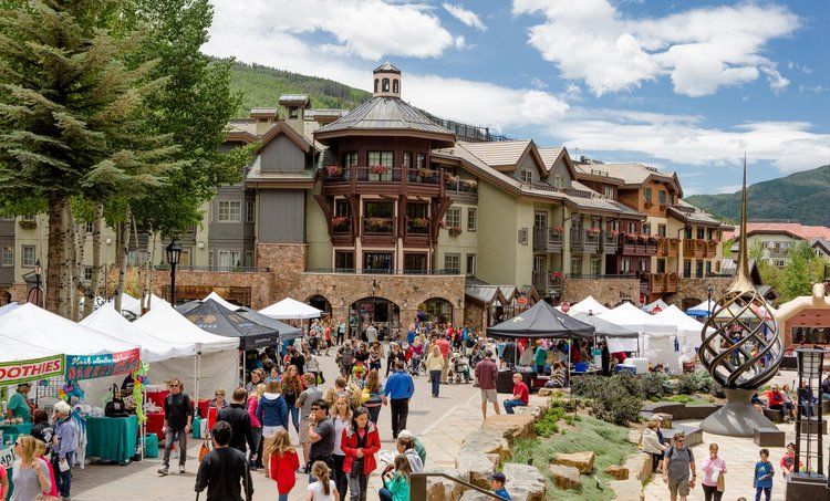 Civic Area Master Plan  | Vail, Co