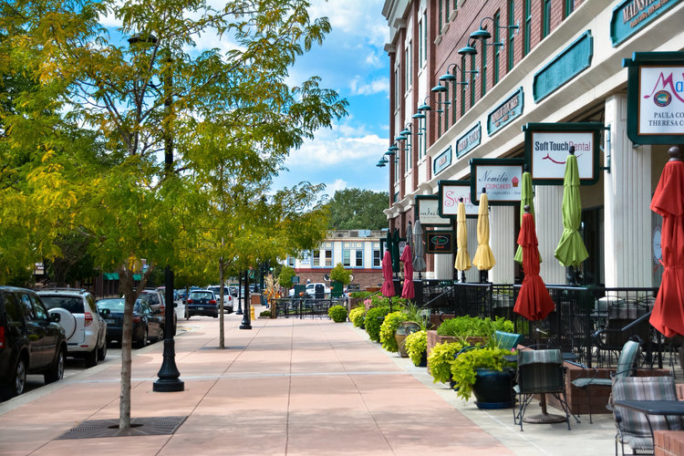 Strategic Downtown planning  | Parker, CO