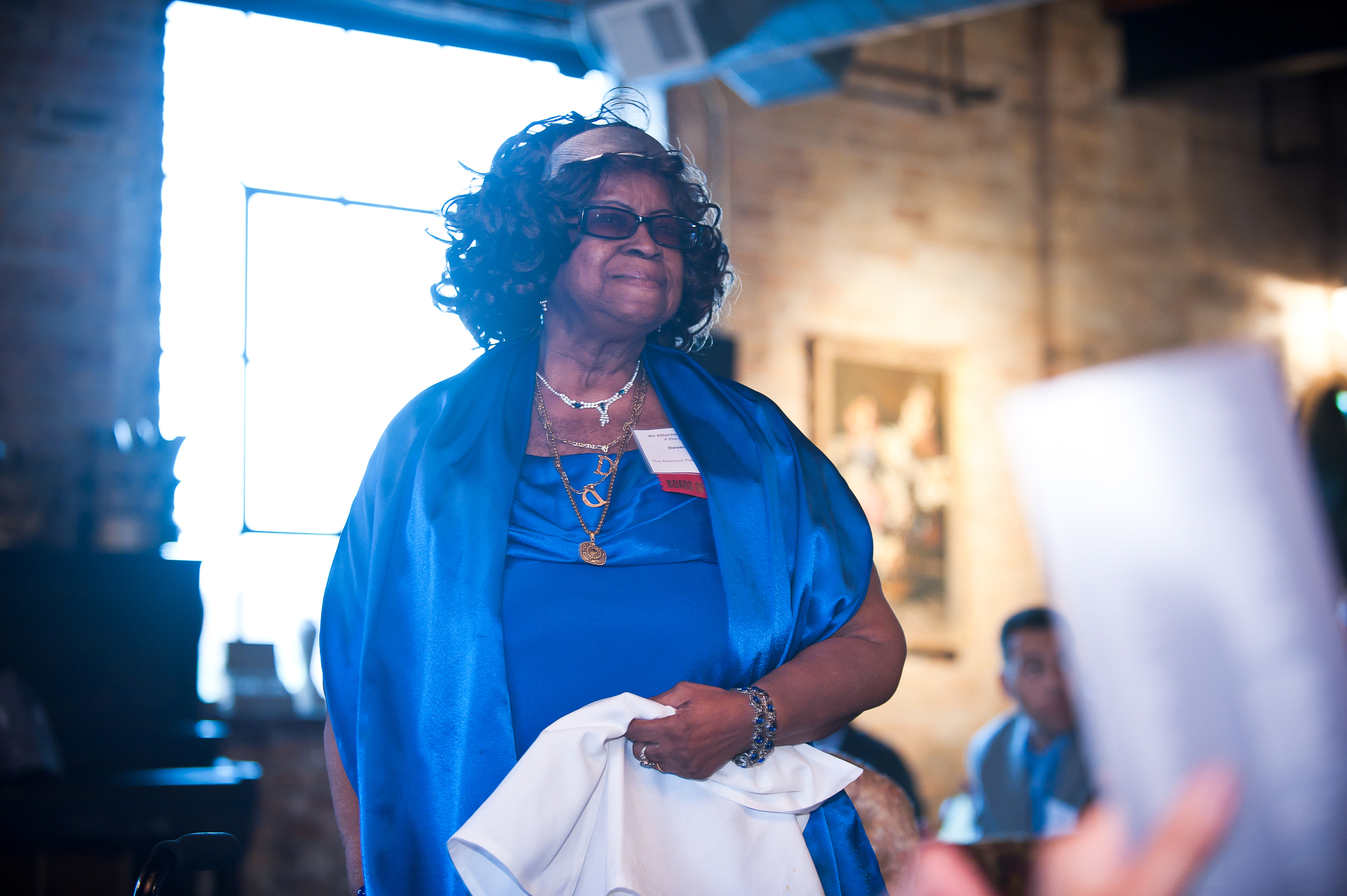 Our Founding Chair, Commissioner Deverra Beverly