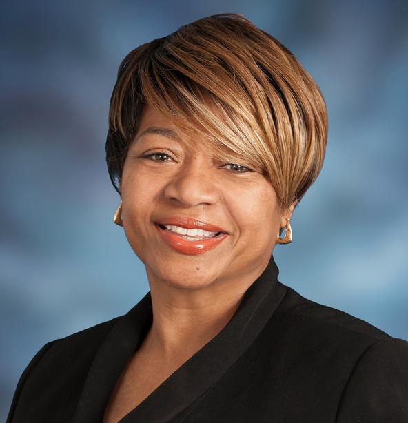 Illinois State Senator Patricia Van Pelt