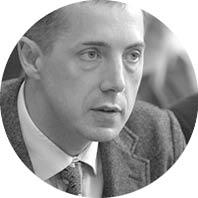 Президент Фонду якісної політики  Михайло Мінаков