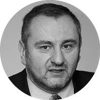 Старший аналітик дослідницького центру   CASE  Україна  Володимир Дубровський