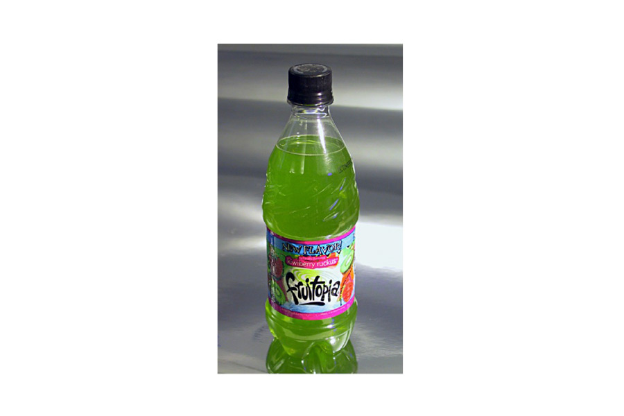 Coca-Cola's Fruitopia Flavor Name