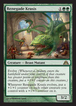 Renegade Krasis - card