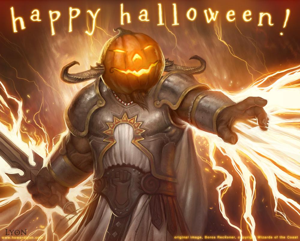 Halloween Reckoner