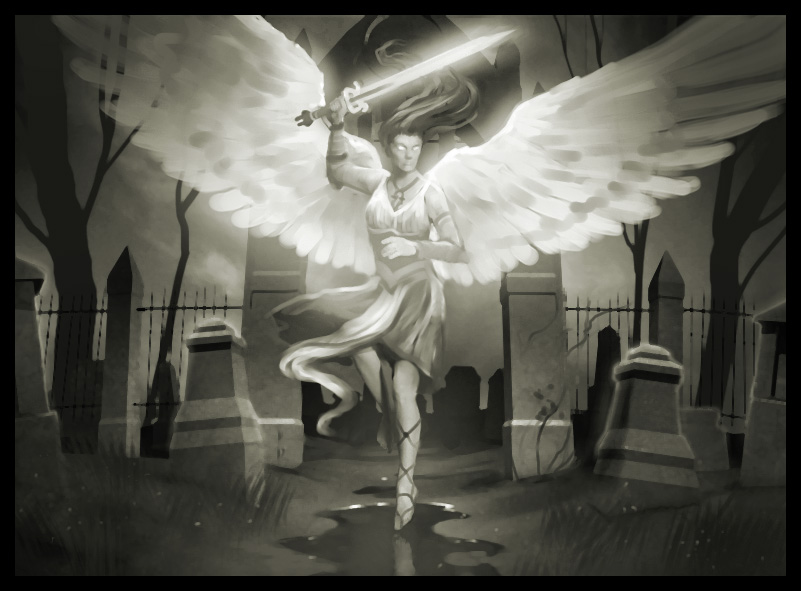 Soulpurger Angel