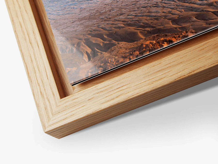 The Floater Frame