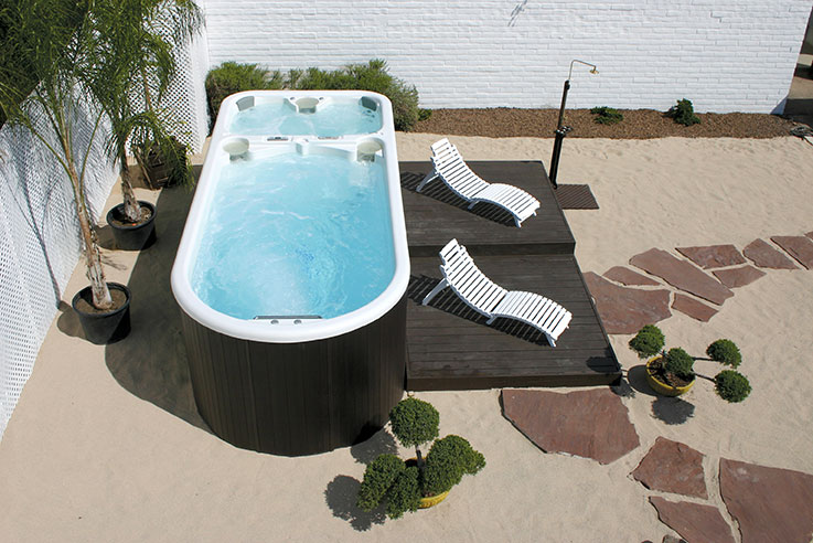 Image used with permission from MAAX Spas Industries Corp.
