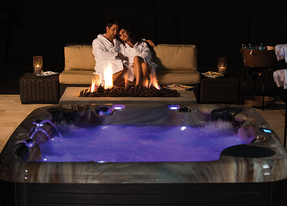 Image from MAAX Spas