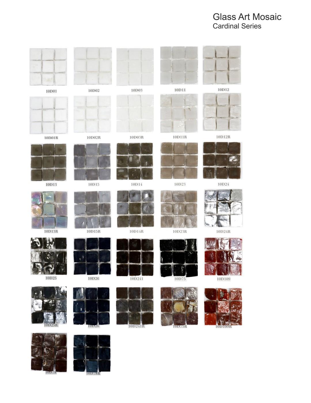 Glass Art Mosaic Cardinal Series (Large).jpg