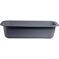 ACCESS 31   Bathtub 180x85 cm (rectangular, for inset fitting) Plasticryl