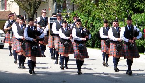 Schomberg Parade