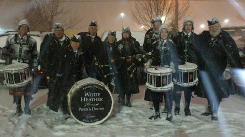 Aurora Santa Claus Parade 2013