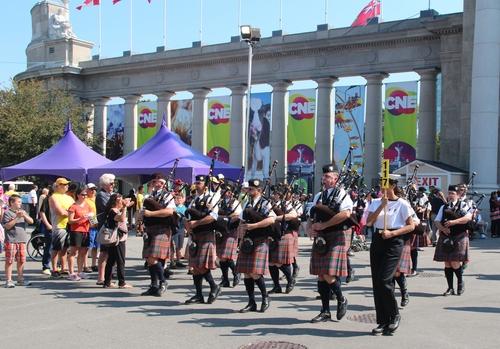 Warriors' Day Parade - CNE Toronto
