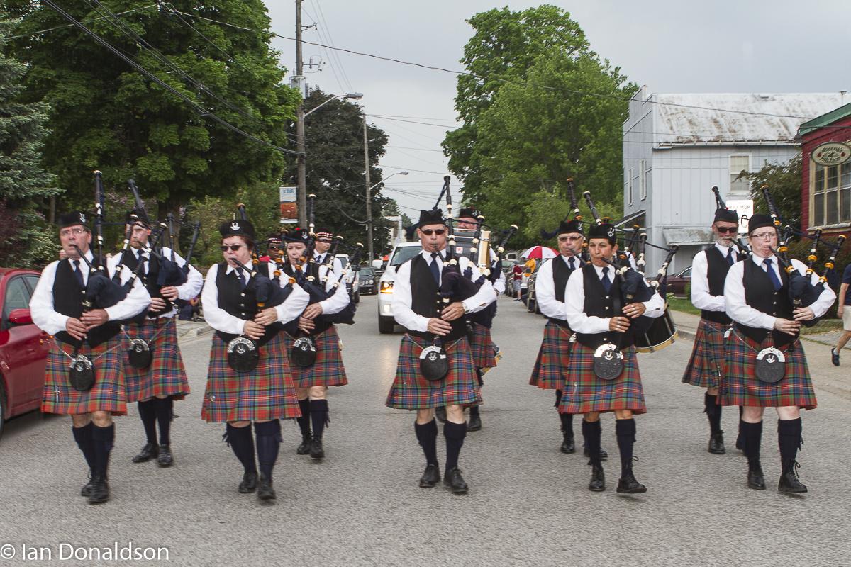 Schomberg Fair Parade May 2015