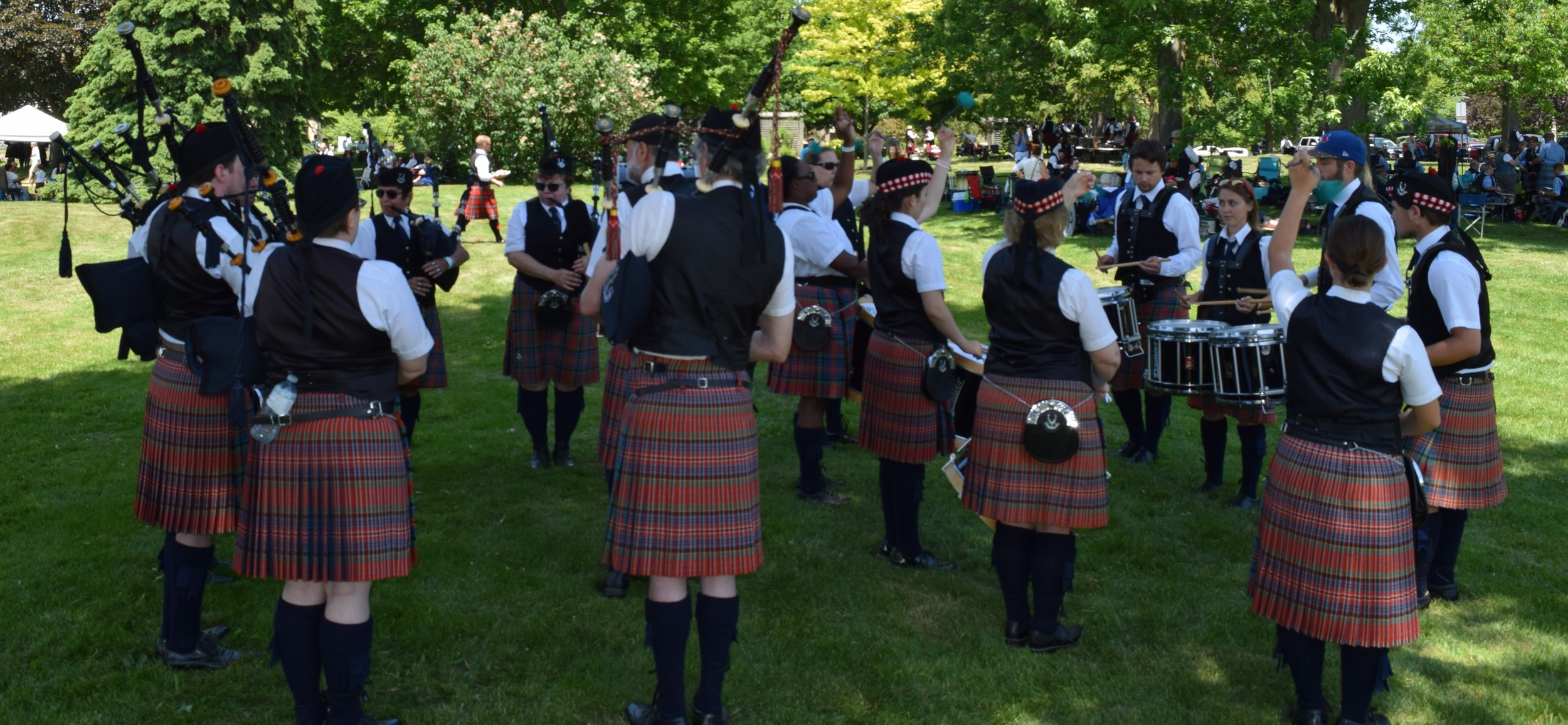 Cobourg Highland Games