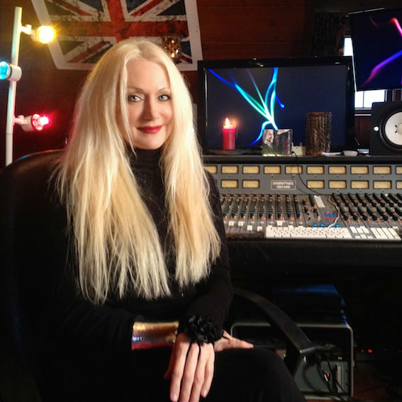 Pamela Moore Queensryche Rock Metal Voice Songwriting Federal Way School of Music Instructor Bio Lessons
