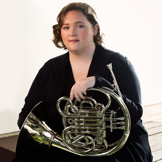 Carrie Rexroat Brass Trumpet French Horn Federal Way School of Music Instructor Bio Lessons