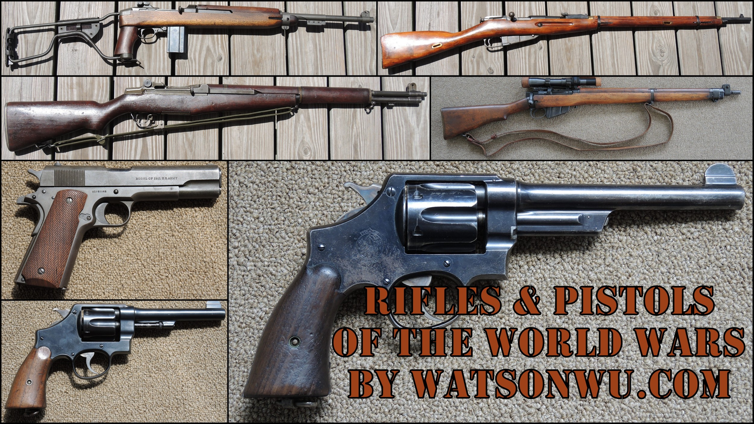Just released is this new sound effects library. 587 wave files were created from recording 12 authentic WW1 & WW2 firearms, all at 24 bit, 96khz. Each weapon set includes sounds of foley as well as gunshots of close, medium, far, and incoming perspectives.  For more details and to purchase this library, go to   http://www.watsonwu.com/weapons/rifles-pistols-of-the-world-wars    Special thanks to Aaron Marks, Colin Hart, David Ballatyne, David Holley, Don Wilson, Frank Correa, Jason Shortuse, RJ Flowers, Skip Perry, and my loyal customers.