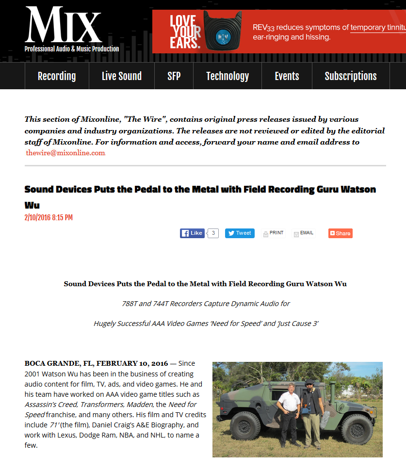 Watson Wu feature - Sound Devices at - MixOnline.com's website.jpg