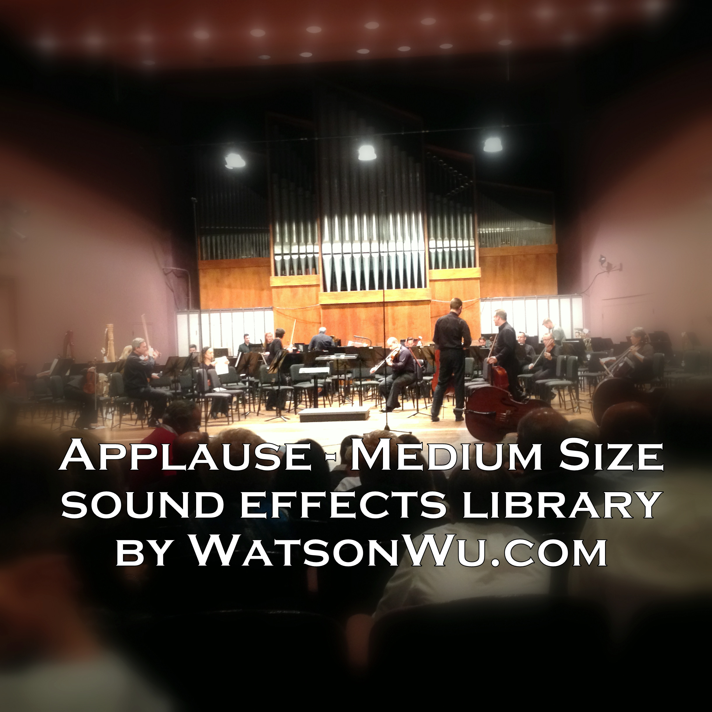 Applause - medium size crowds sound effects library