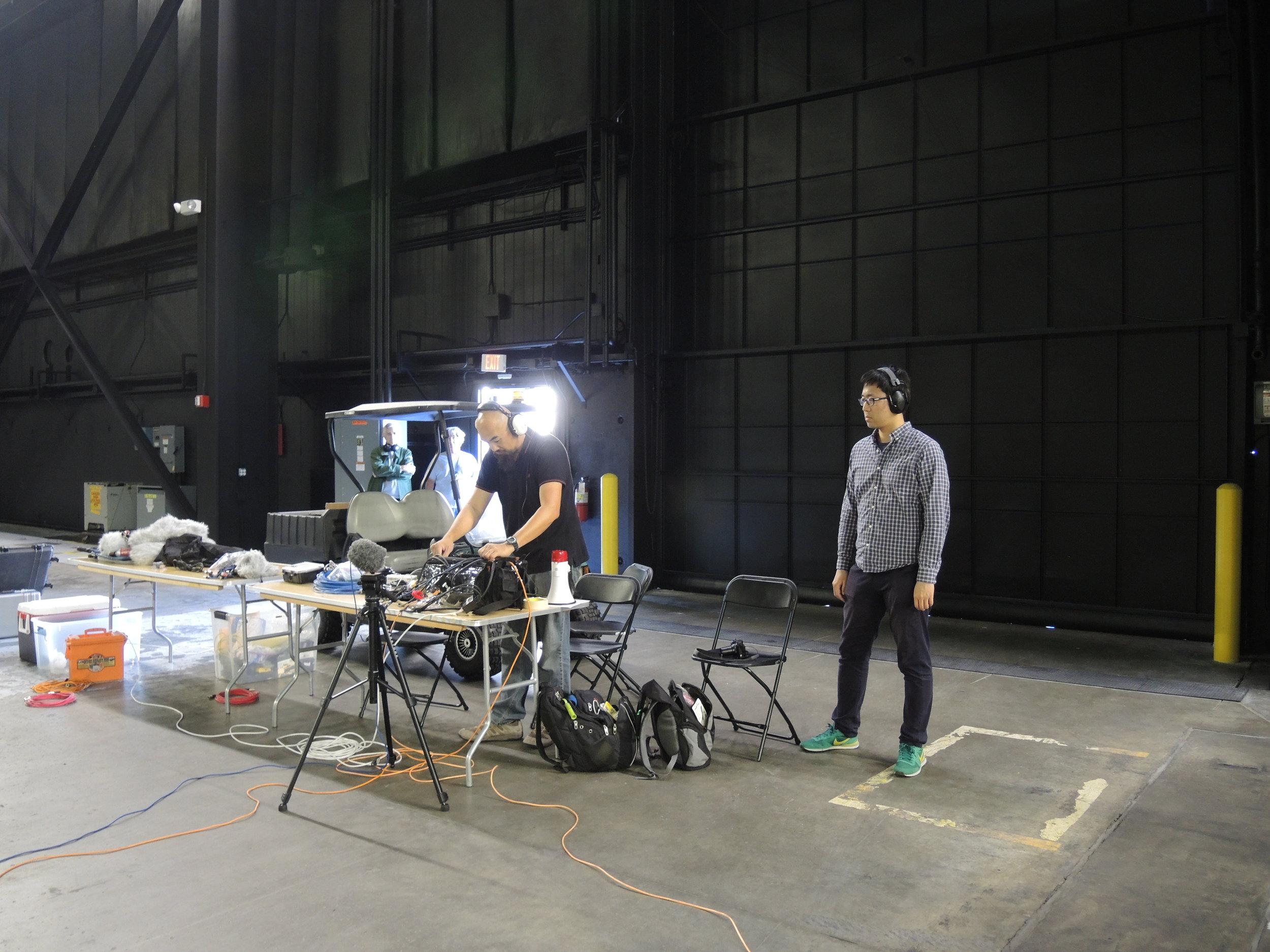 DSCN0151 Watson Recording & Minsu.JPG