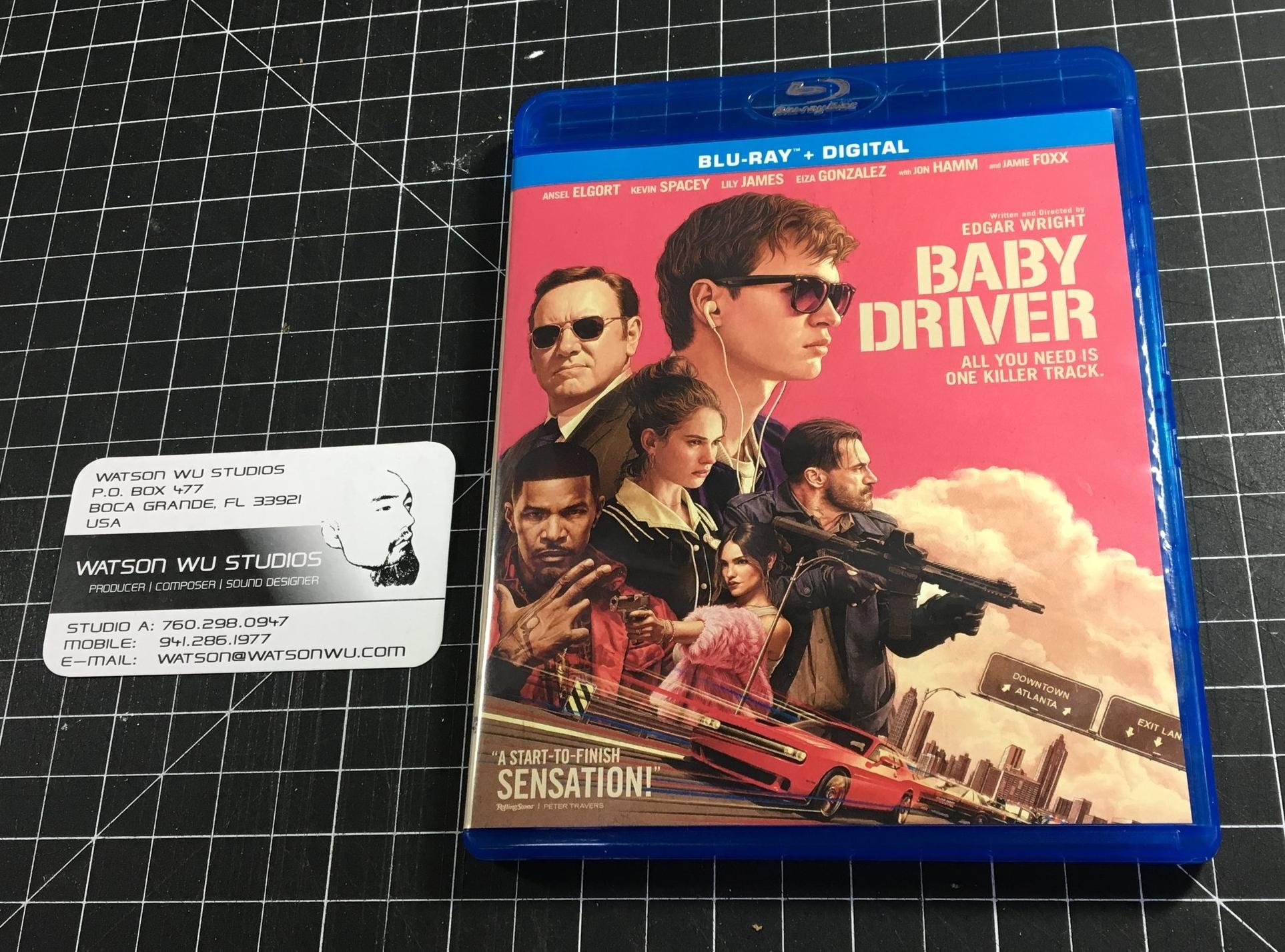 Baby Driver Bluray IMG_9040.JPG