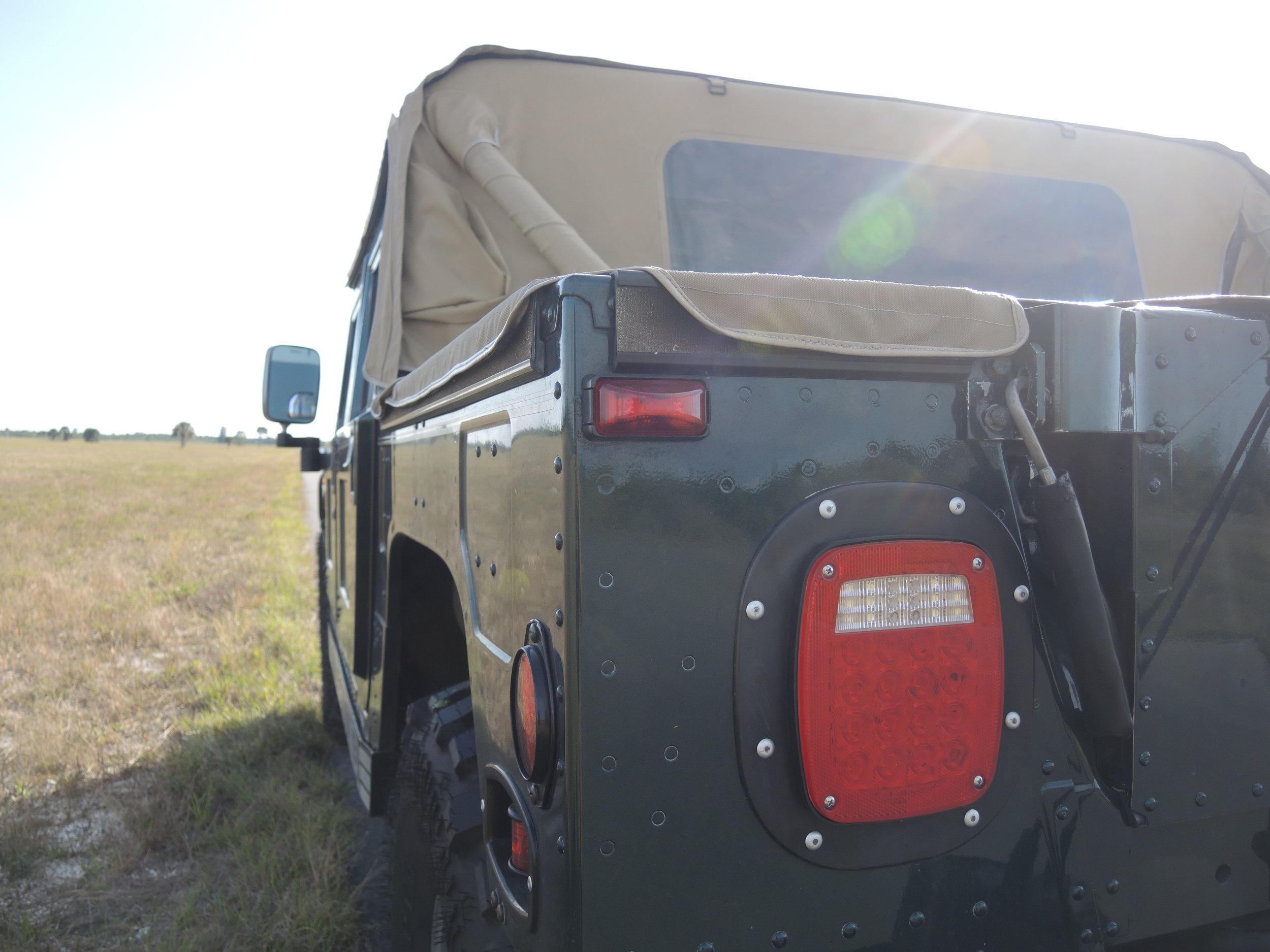 Humvee (6.5L Turbo Diesel)