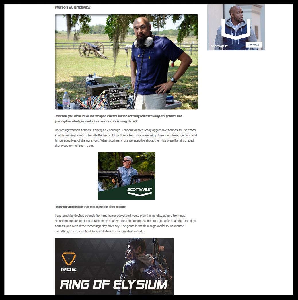 Ring of Elysium game