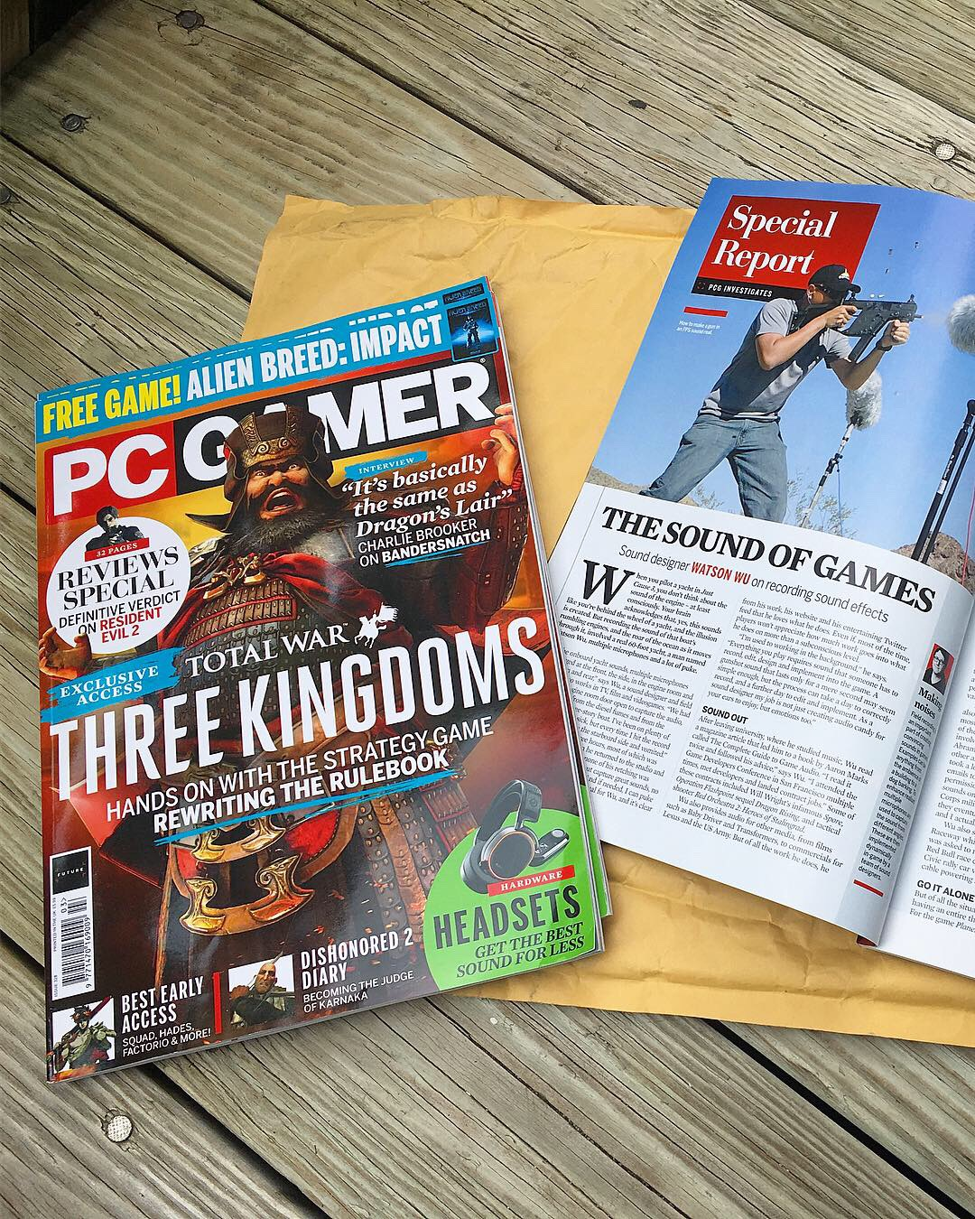 PC Gamer Magazine - March 2019 UK Edition