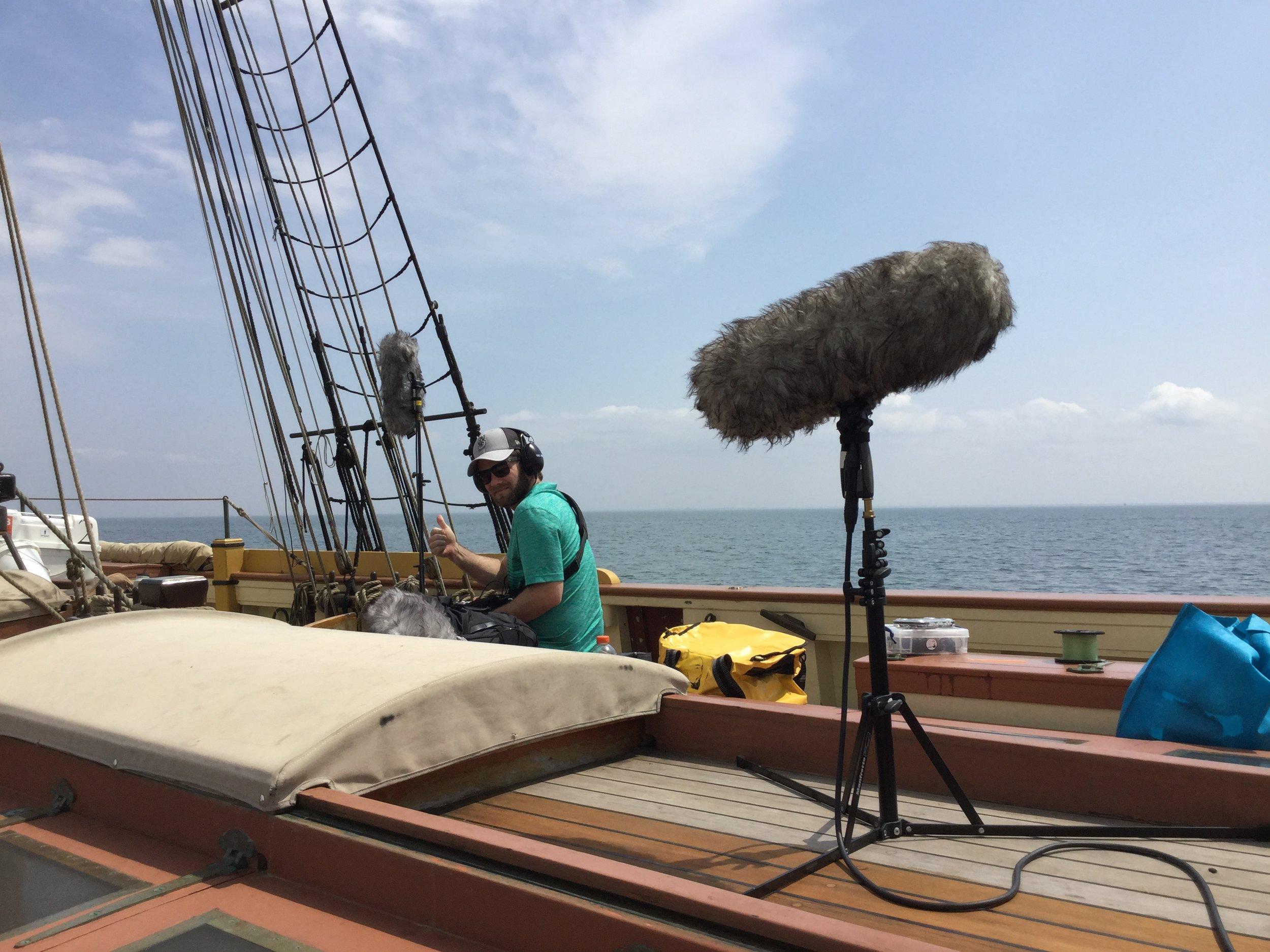 IMG_0332 Stephen Baker & Recording Rig.JPG