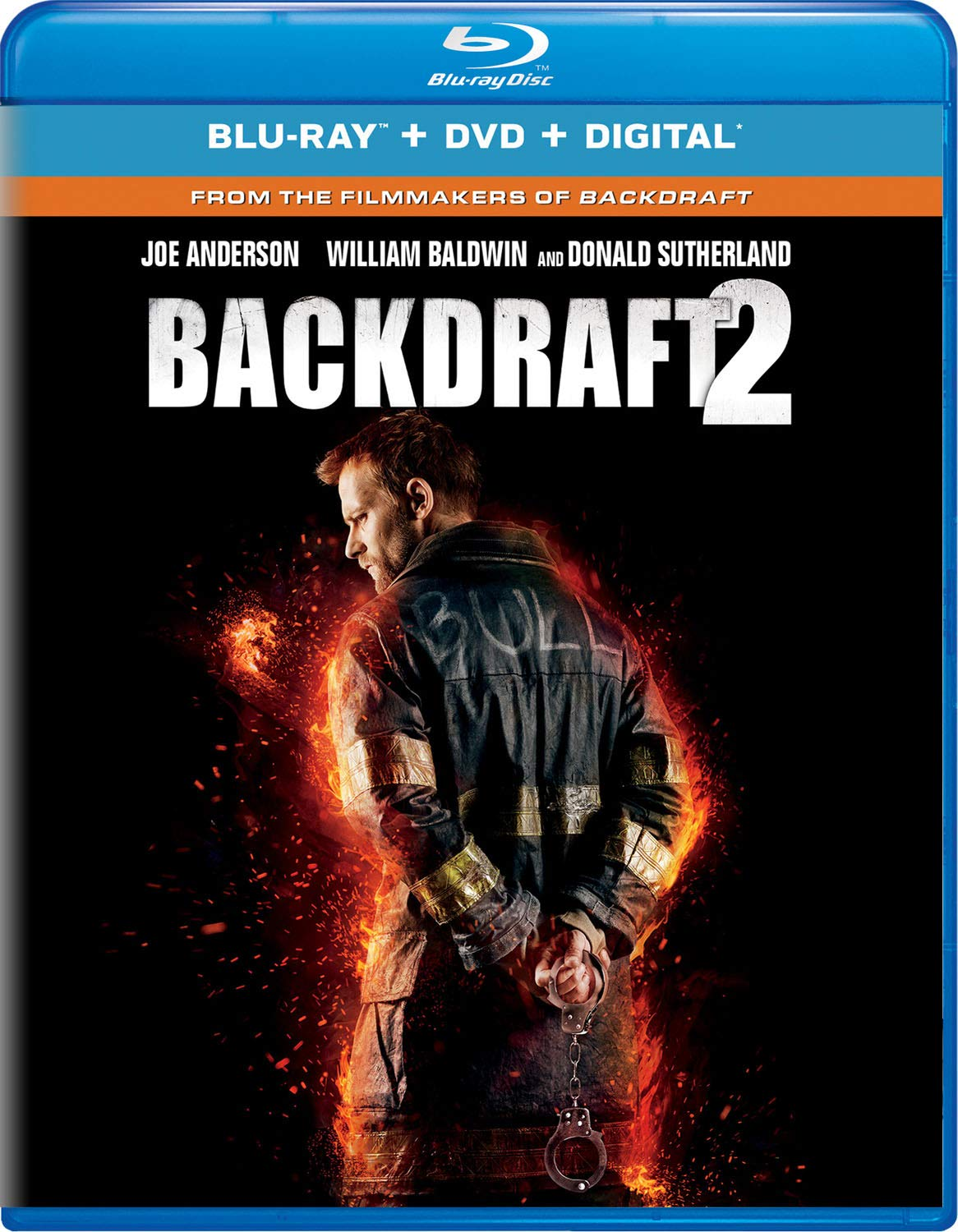 Back draft 2  My   ford f-150 truck sound effects library   was used for this featured film.