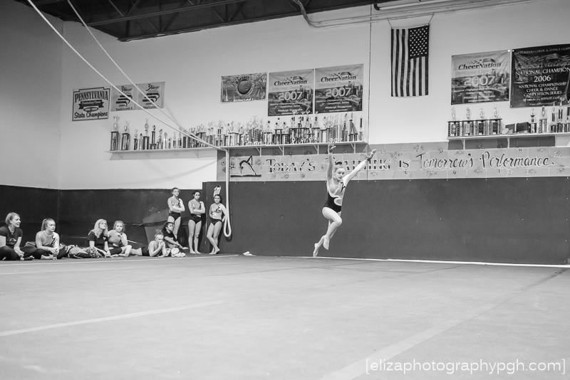 Gymnastics Photography :: Pittsburgh :: www.elizaphotographypgh.com