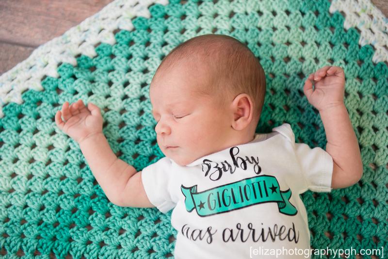 Newborn Photography : www.elizaphotographypgh.com