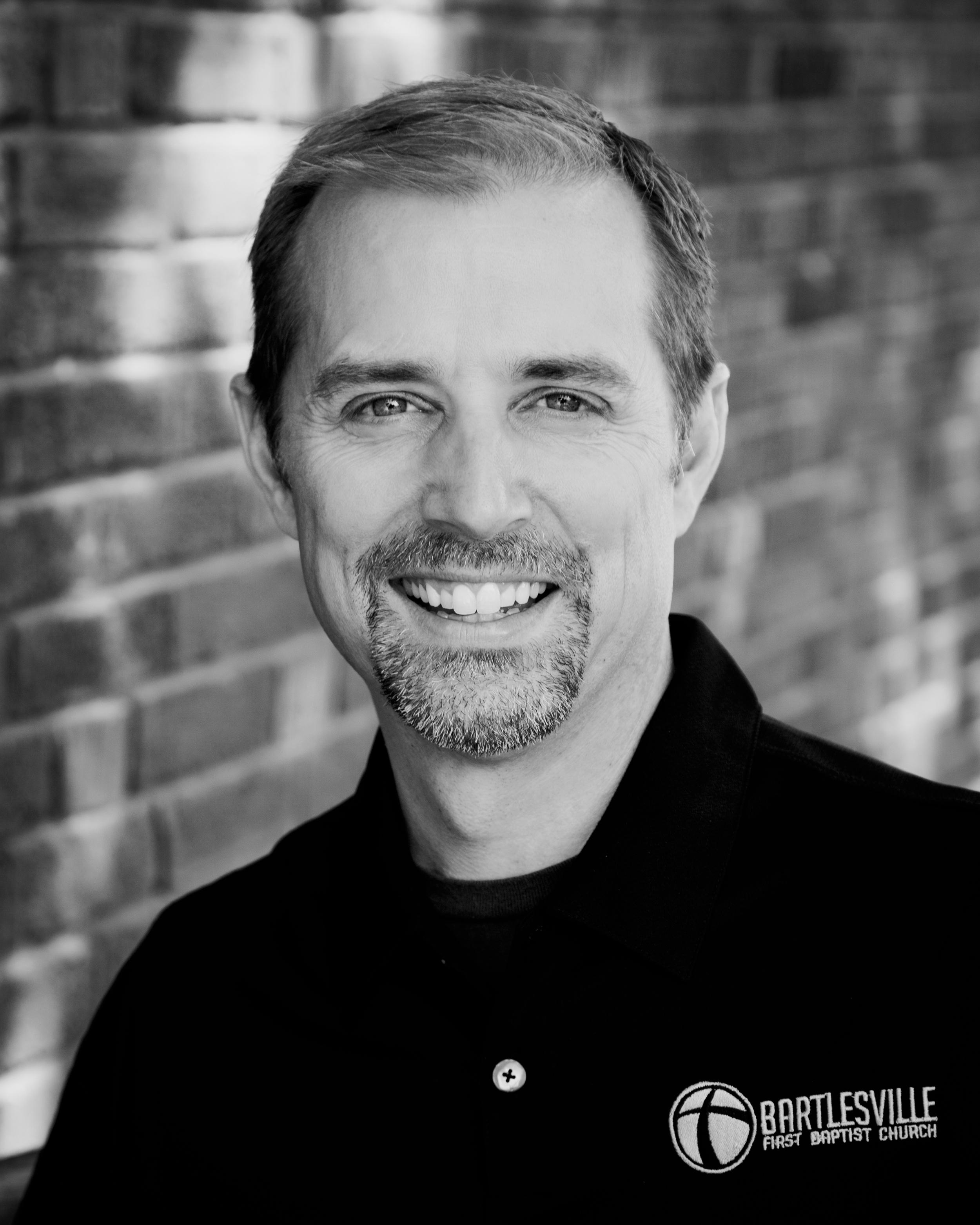James Biesiadecki , Senior Pastor