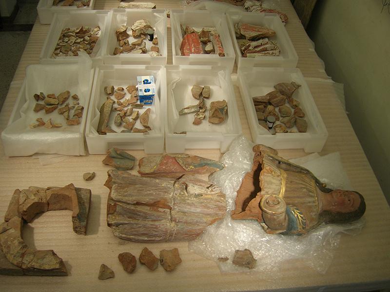 Material Arqueológico e Etnológico