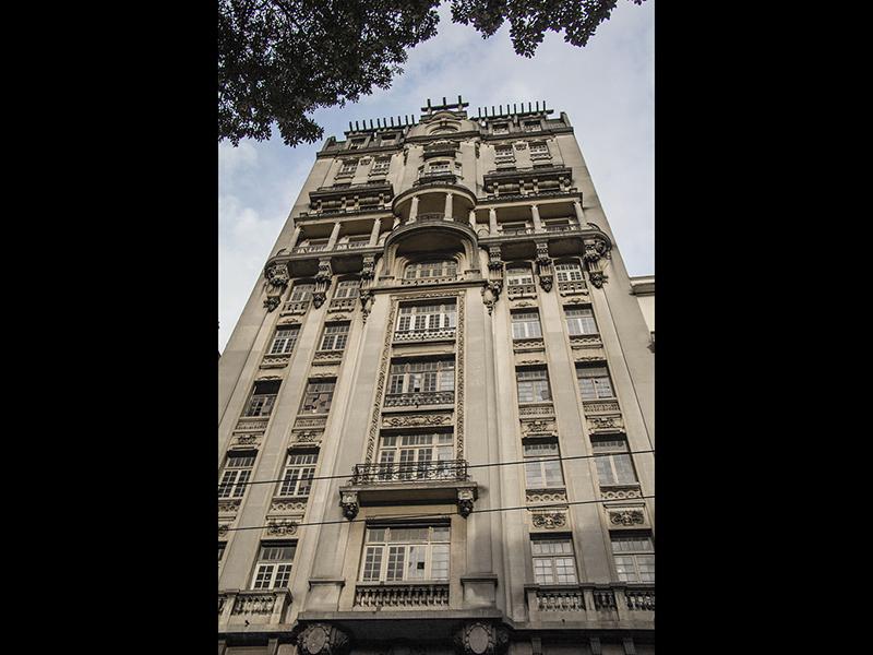 Complementos Arquitetônicos: Fachadas de Edifícios