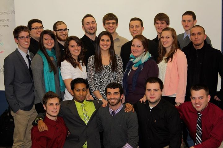 Alpha Rho Chi, Buffalo Chapter, Spring 2013