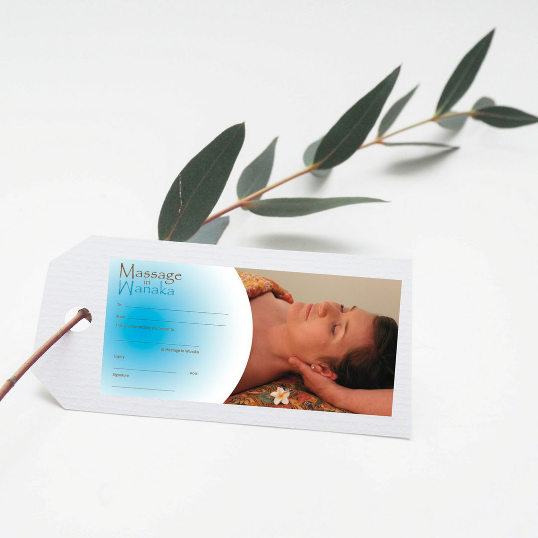 Gift Vouchers - Give the gift of wellness any time of year. We have a selection of vouchers available to purchase online from our Wellness Store.