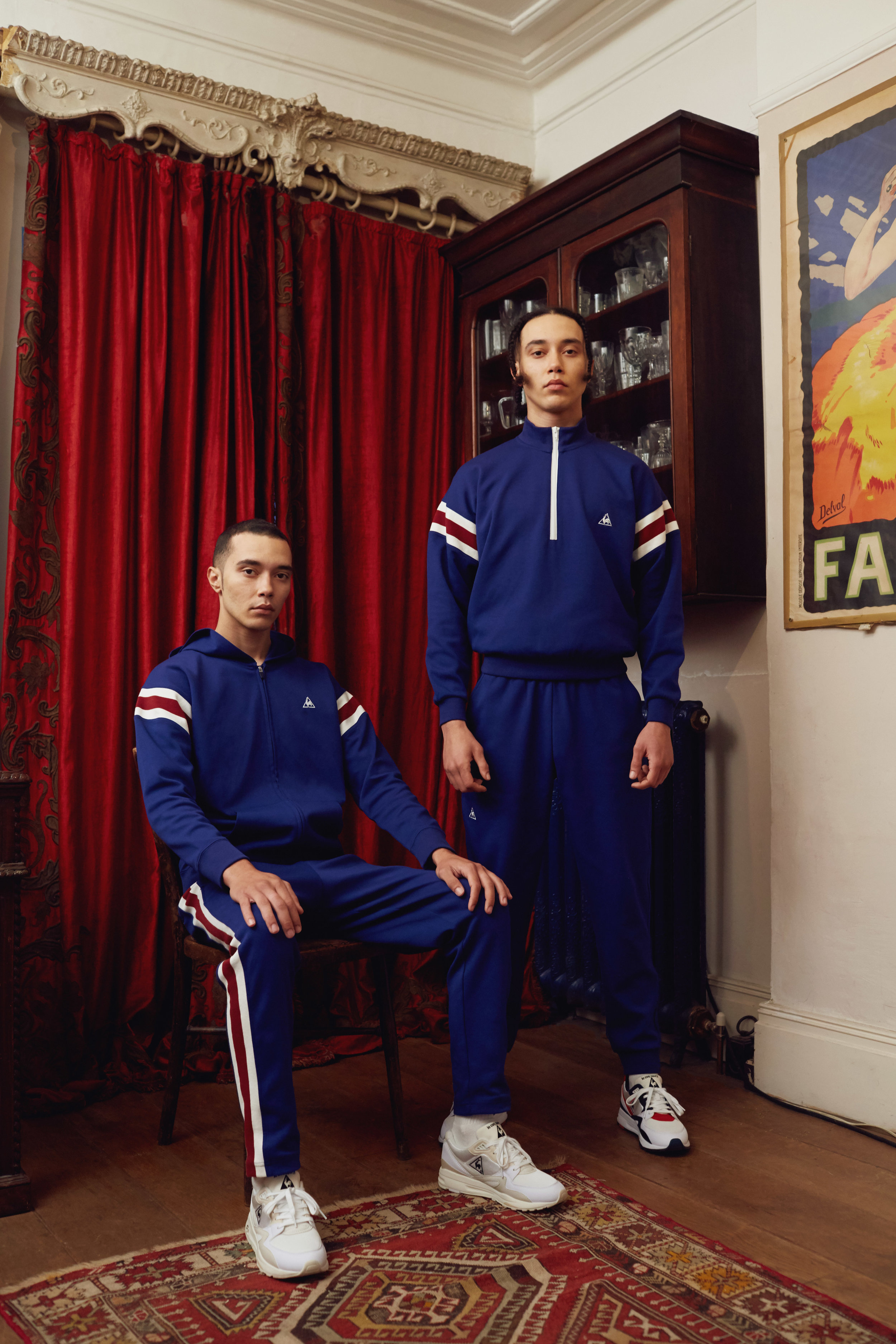 Le Coq Sportif SS19 campaign  Creative: Beams and Co