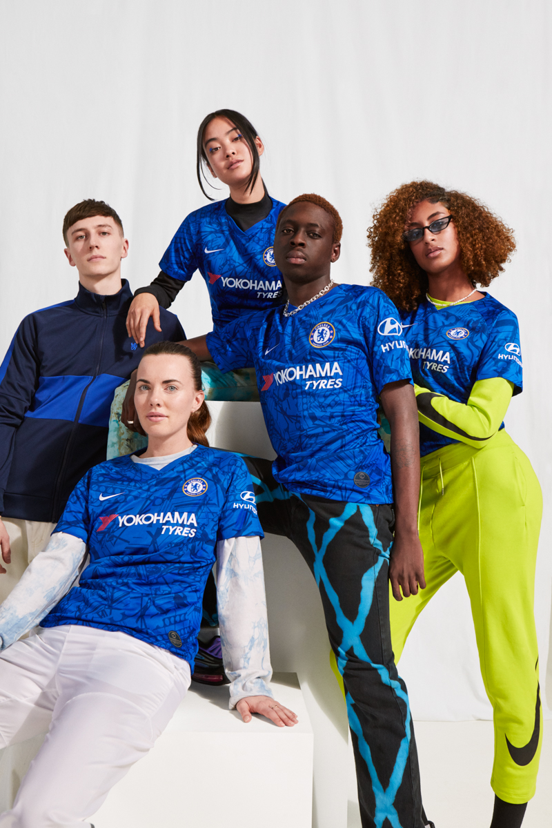 new concept bf959 4ee4e NIKE X CHELSEA FC — Laura McCluskey