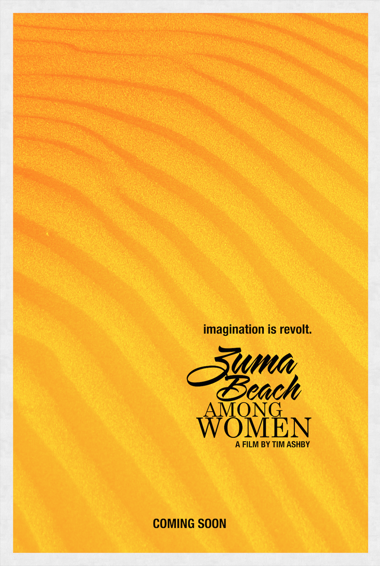 Zuma Beach Among Women (2017)