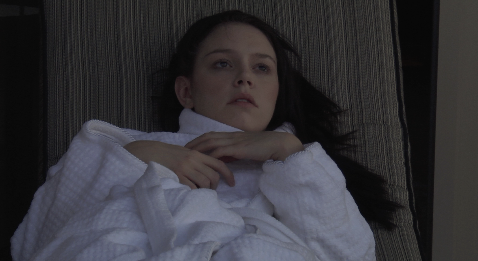Shelby Wilson as Liv in a scene from  Pale Trees .