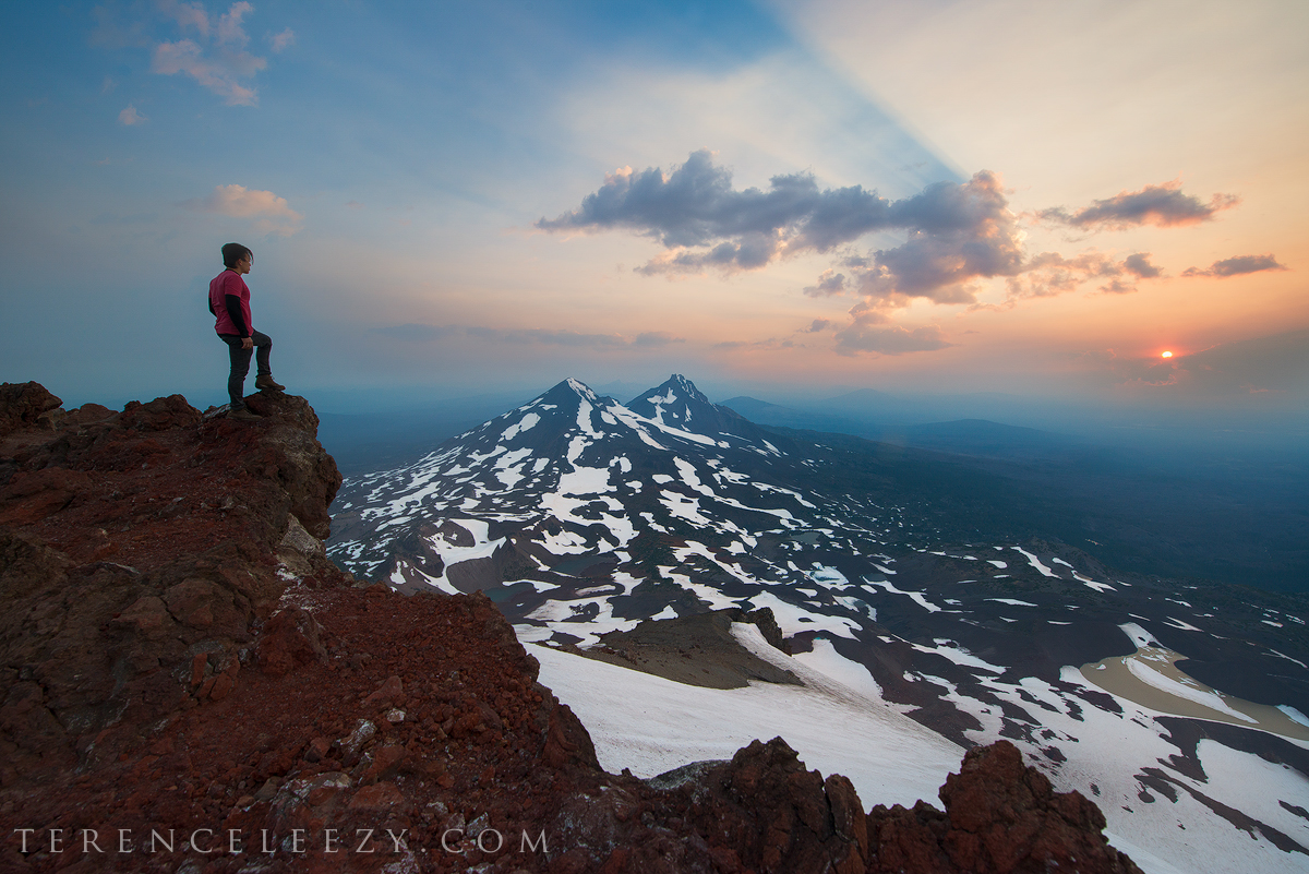 August - South Sister, Bend, Oregon