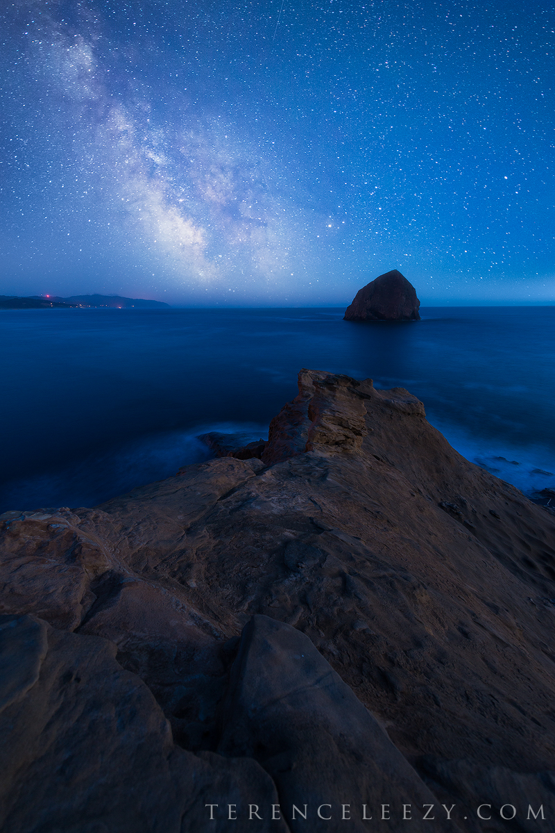 July - Cape Kiwanda, Oregon