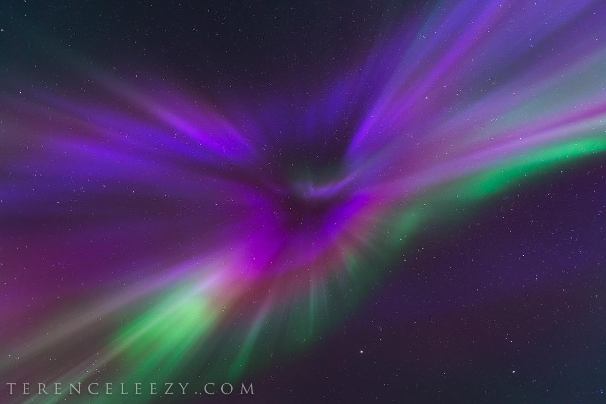 Aurora in Iceland!