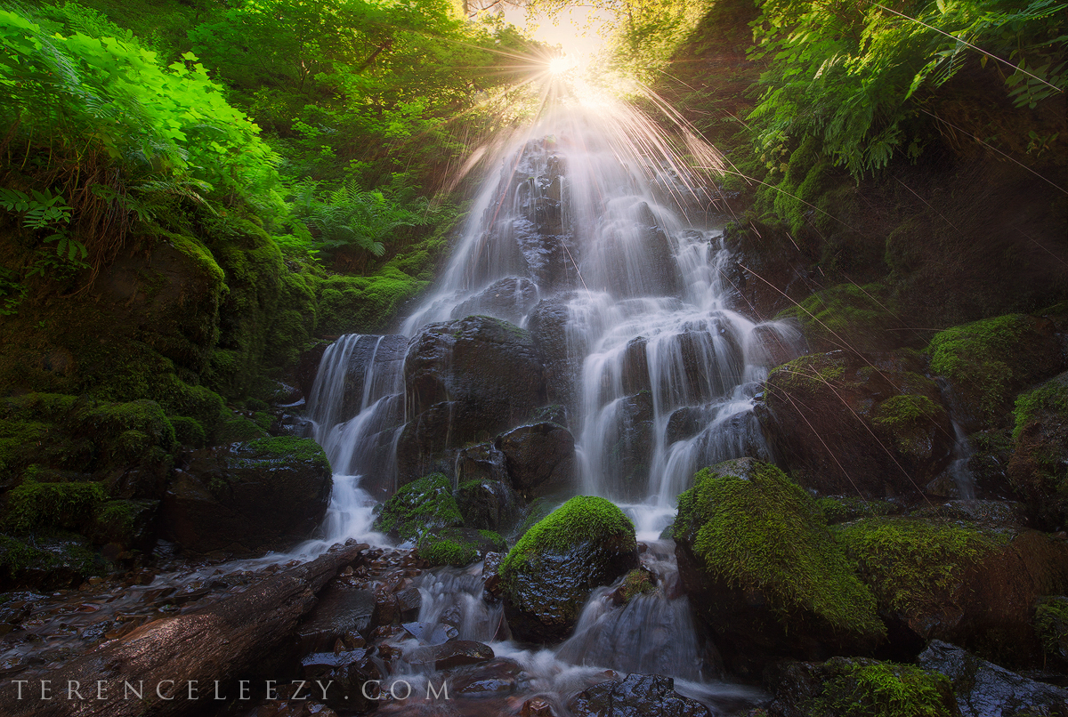 May - Fairy Falls, Oregon