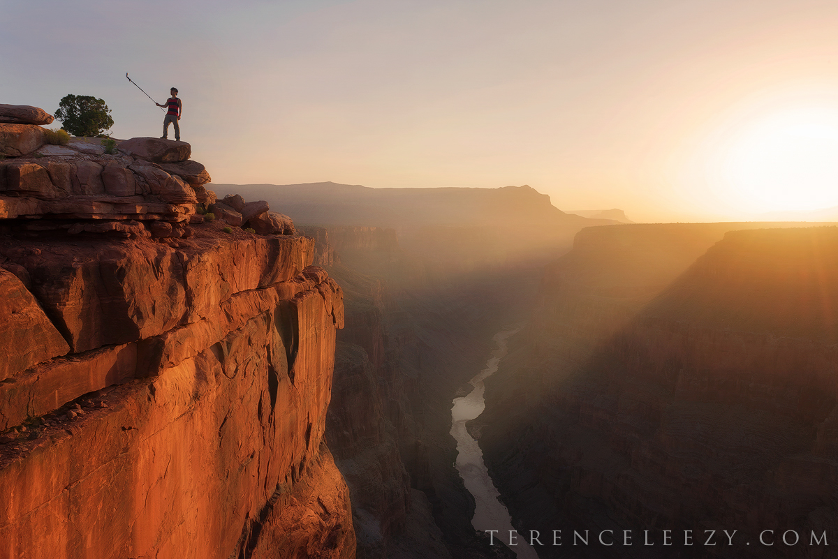 August - Toroweap, near North Rim of Grand Canyon National Park